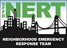 SFFD Neighborhood Emergency Response Team (NERT) logo