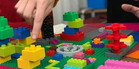 """Workshop """"Creatividad e Innovación con Lego® Serious Play®"""" AGOSTO entradas"""