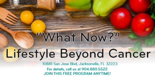 Lifestyle Beyond Cancer with Todd Robinson N.D. and Karen Alexander BSND
