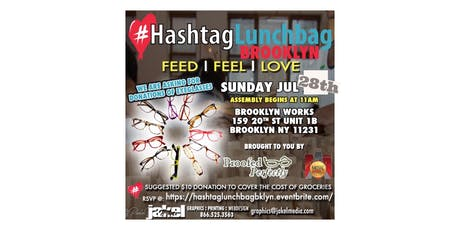 Hashtag Lunchbag Brooklyn  tickets