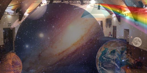 Pop-Up Planetarium Experience - Mickleton Village Hall