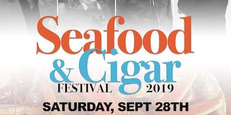 Seafood And Cigar Festival tickets