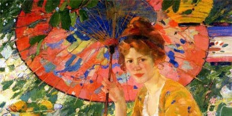 Paint Your Own Parasol Party tickets