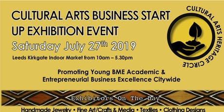 The Cultural Arts Business Exhibition Event tickets