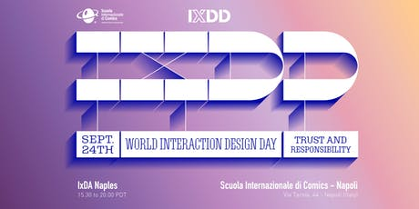 World Interaction Design Day 2019 biglietti