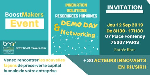 INNOVATION RH/SIRH & DEMO DAY