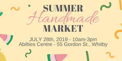 Summer Handmade Market