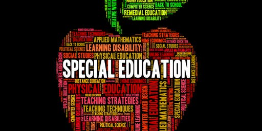 Special Education: What I Need to Know and IEP Clinic
