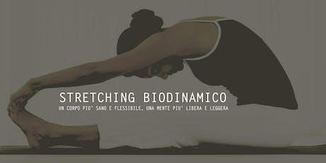 LAGOLANDIA19 |Lago Brasimone| Stretching biodinamico biglietti