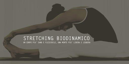 LAGOLANDIA19  Lago Brasimone  Stretching biodinamico