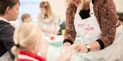 Kids Cookery School - Abergavenny Food Festival