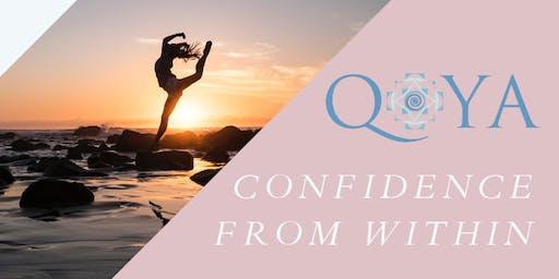 Qoya Dance/Yoga/Sensual Movement-Confidence from Within
