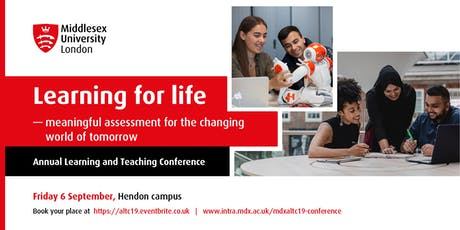 Learning for life, meaningful assessment for the changing world of tomorrow tickets