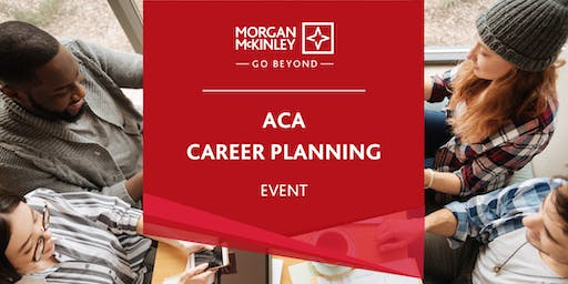 ACA Career Planning Sessions