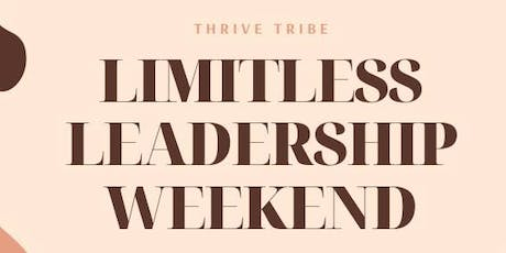 Limitless Leadership tickets