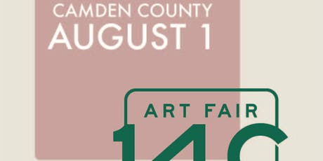 Art Fair 14C info session in Camden County tickets