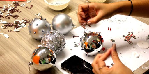 Christmas Bauble Bling