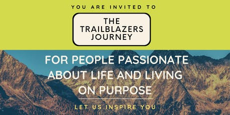 THE TRAILBLAZERS JOURNEY- PART 2 tickets