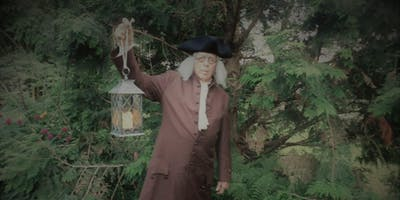 GHOST TOURS with BEN FRANKLIN at the Old Fort House Museum, Fort Edward, NY