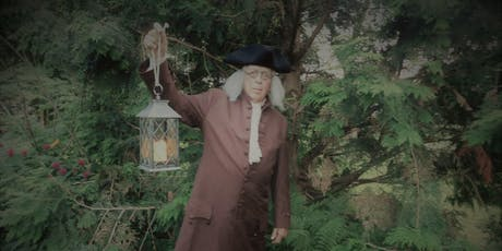 GHOST TOURS with BEN FRANKLIN at the Old Fort House Museum, Fort Edward, NY tickets