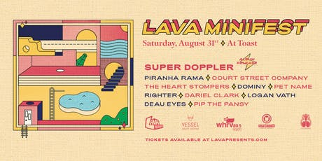 LAVA MiniFest tickets