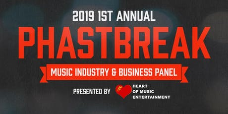 PhastBreak | Music Industry & Business Panel tickets