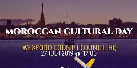 Moroccan Cultural Day tickets
