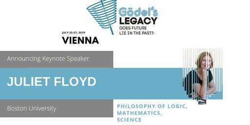 Juliet Floyd: In and Out of Mind: Wittgenstein and Gödel, Post and Turing (27th Vienna Circle Lecture 2019)