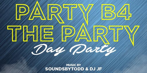 Part B4 The Party: DAY PARTY