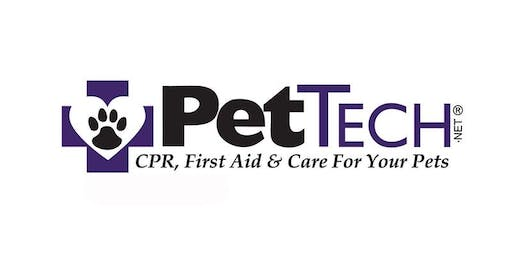 Pet CPR & First Aid - August 7