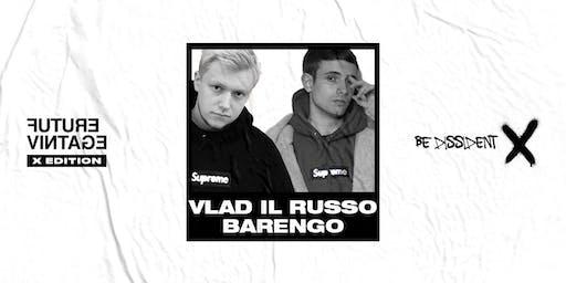 FEDERICO BARENGO & VLAD IL RUSSO // Future Vintage Festival 2019