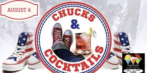 Chucks, Cocktails and Karaoke