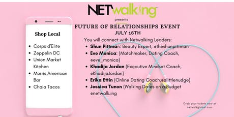 Future of Relationships Netwalk - The Role of Online to Offline Relationships tickets