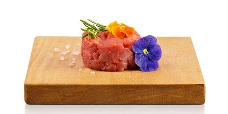 THE BEST OF FLEISCH | I Crudi di Carne – Tartar, Carpaccio und Gradisca  Tickets