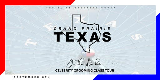 TEXAS - Celebrity Grooming Class by JC Tha Barber