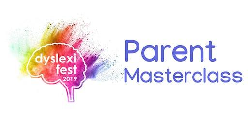 DyslexiFest Parent Masterclass