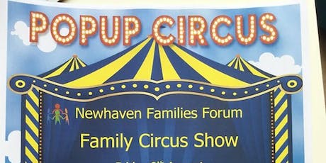Pop Up Circus Show tickets