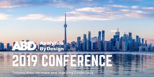 Analytics By Design 2019 Conference