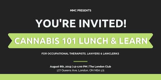 Cannabis 101 Lunch & Learn