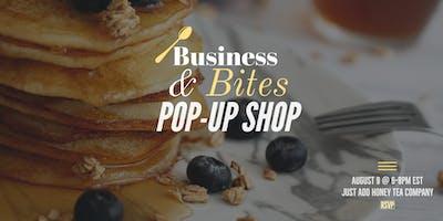 Business & Bites Popup Shop