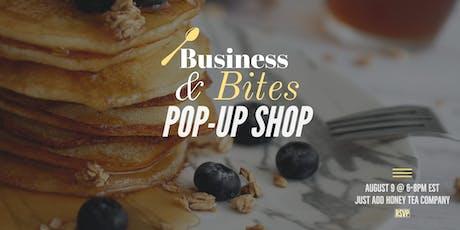 Business & Bites Popup Shop tickets