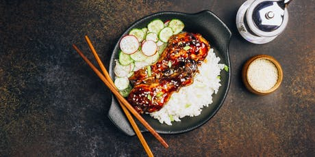 Take Out: Filipino Chicken Adobo with Sweet & Sour Cucumbers and Sticky Rice tickets