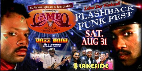FLASHBACK FUNK FEST KNOXVILLE tickets