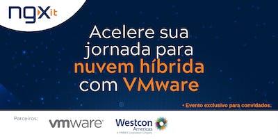 Acelere sua jornada para a nuvem híbrida com VMware