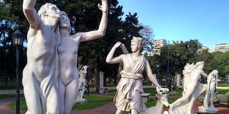 Safari por Palermo + Hospital de Esculturas entradas