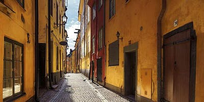 Guided tour in the Old town, Stockholm