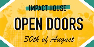 1 year Impact House | hub for societal impact