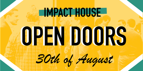 1 year Impact House | hub for societal impact tickets