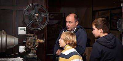 Curzon Cinema & Arts | Family Tour & Activity Session