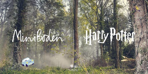 Boden Harry Potter Launch Event
